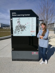 Working visit to Swiss Federal Institute of Technology- EPFL