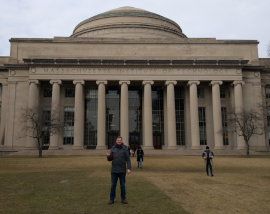 Study visit to the Broad Institute of MIT and Harvard in Cambridge