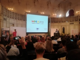 MSCA 2018 - Marie Sklodowska-Curie Actions Annual Conference