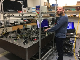 Visit Dawid Borycki in Neurophotonics Lab, Department of Biomedical Engineering, University of California, Davis.