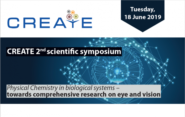 Join the CREATE 2. scientific symposium - 18 June 2019
