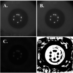 System for psychophysical measurements of two-photon vision